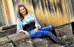 Luisa Paim, no nosso post retrô em tempos de isolamento social