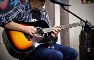Músico Alexandre Slide participa da próxima edição do Sexta Aberta Ordovás