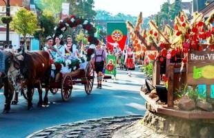 28ª Festa da Colônia de Gramado encanta público e valoriza o interior