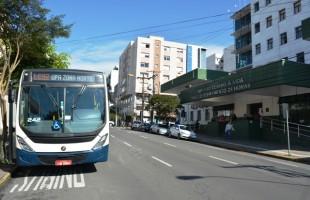 Secretaria de Trânsito confere primeiro dia da linha de ônibus entre PA 24h e UPA Zona Norte
