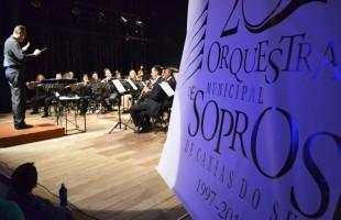 Orquestra Municipal de Sopros promove nova edição dos Concertos Didáticos