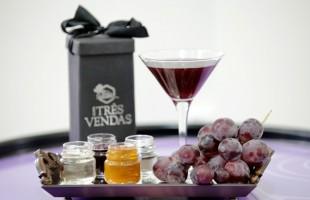 Gestora da Casa Três Vendas, Susana Chies, apresenta drink em homenagem a Rainha da Festa da Uva