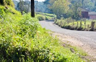 Codeca inicia primeira fase das obras de asfaltamento da Estrada dos Romeiros