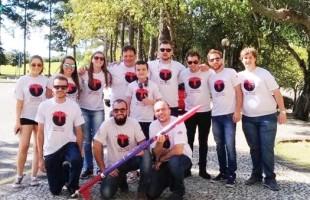 Equipe de Foguetes da UCS fica em segundo lugar na categoria 1000 metros do V Festival Brasileiro de Minifoguetes