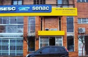 Unidade Sesc/Senac Vacaria inscreve para cursos de graduação EAD