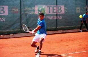 Thiago Monteiro se despede nas quartas em Aix-en-Provence e segue para Bordeaux