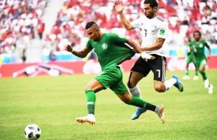 No duelo de eliminados, deu Arábia Saudita