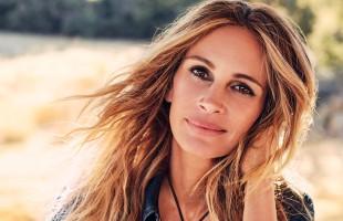 Júlia Robert, a beleza da mulher mais bonita do mundo que o tempo não apaga
