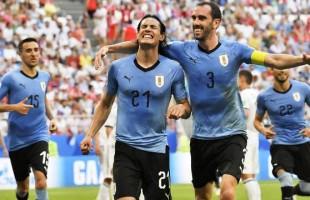 Rússia demonstra suas limitações e aceita passivamente a goleada frente ao Uruguai: 3×0