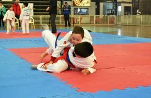 Jogos Escolares de Judô reúnem mais de 50 participantes