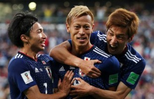 Japão e Senegal empatam num jogo cheio de alternativas