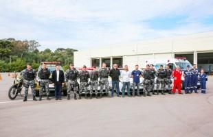 Campo de Provas Randon promoveu treinamento da Brigada Militar de Caxias do Sul
