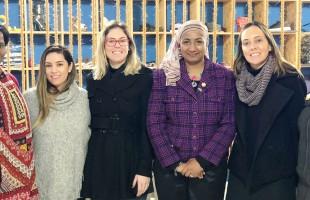 Instituto By Brasil troca experiências e conhecimento com comitiva da África do Sul