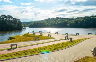Novo espaço de lazer no complexo Dal Bó receberá nome de Parque das Araucárias