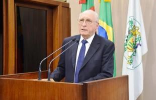 Comunidade caxiense prestigia homenagem a Valmir Susin