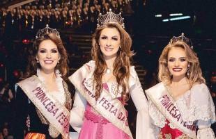 Rainha e Princesas da Festa da Uva 2019 participam de eventos em Erechim e Esteio