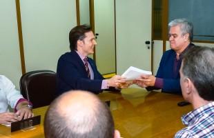 Prefeito Daniel Guerra protocola Lei Orçamentária Anual estimando R$ 2,055 bilhões para 2019