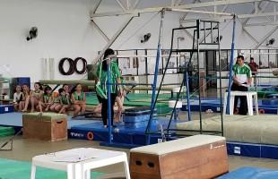 Recreio da Juventude, de Caxias do Sul, promoveu Torneio Interno de Ginástica Artística