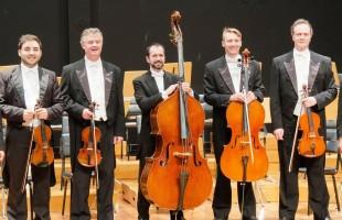 Grupo das Cordas da Orquestra Sinfônica da UCS e convidados se apresentam nos Concertos ao Entardecer