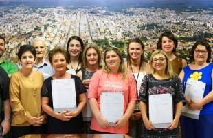Novos conselheiros assumem gestão 2019/2020 do Comdica