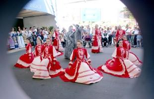 Comunidade pode se inscrever até domingo para desfiles da Festa da Uva 2019