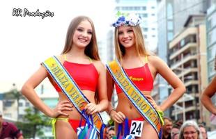 Laryssa e Rayssa vencem o Beleza Verão RS 2019 em Torres
