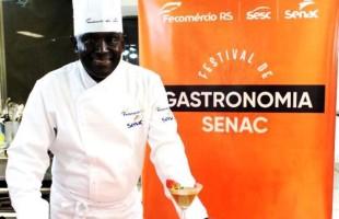 Festival de Gastronomia Senac segue com intensa programação até final de agosto