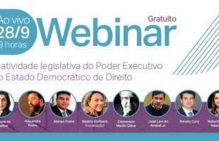 Estado Democrático de Direito e a atividade legislativa do Poder Executivo