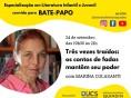 UCS | Escritora Marina Colasanti é convidada em bate-papo para refletir sobre literatura, narrativa e relação com o humano