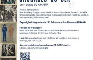 """Unidade de Artes Visuais apresenta a exposição """"Saudade do Ser"""" nesta sexta-feira"""