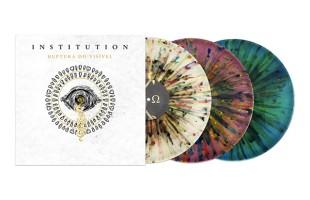 Música para colecionar: LP do Institution é mais uma edição bem trabalhada da HBB