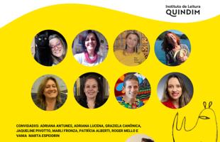 Instituto de Leitura Quindim celebra 6 anos de existência, com convidados especiais