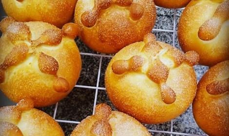 Culinária   Pan de los muertos: receita de pão