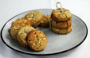 Hora do cookie também é hora das crianças na cozinha