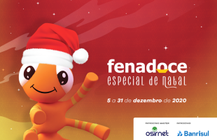 Fenadoce – Especial de Natal vai valorizar a tradição doceira e artistas de Pelotas