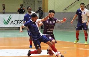 Futsal | Em casa, BGF enfrenta o Passo Fundo pelo jogo de ida da semifinal da Série Ouro neste domingo