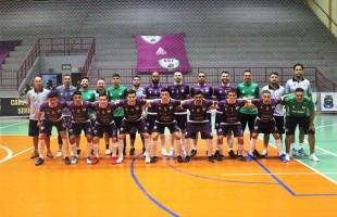 Futsal | BGF empata com a SER Canoense pelo jogo de ida dos playoffs da Série Ouro