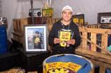 Chiquinho Divilas lança primeiro livro com apoio da Fundação Marcopolo