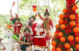 Fundação Marcopolo encerra o ano com Drive Thru de Natal