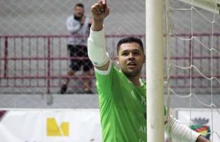 Goleiro Dani renova com o BGF para a temporada 2021
