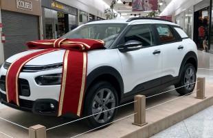 Últimos dias para concorrer à promoção de Natal do Shopping Villagio Caxias