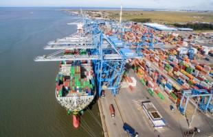 Wilson Sons bate recorde de exportação de arroz via Tecon Rio Grande
