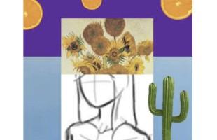 Obras de alunos da Rede Caminho do Saber estão em exposição virtual do Centro de Cultura Ordovás