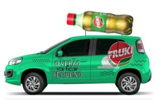 Caxias do Sul está na rota de ação promovida pela Fruki que irá agitar os meses de verão