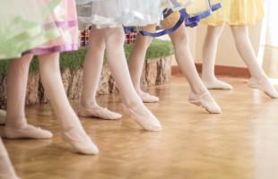 Recreio da Juventude, de Caxias do Sul, oferece aulas de Ballet Baby Class