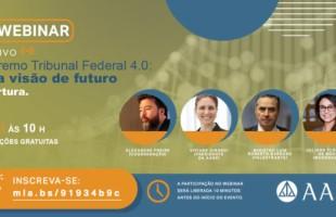STF – Uma Visão do Futuro – Min. Luis Roberto Barroso