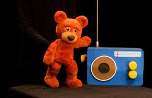 """Casa da Cultura recebe o espetáculo """"O Urso com Música na Barriga"""", neste sábado"""