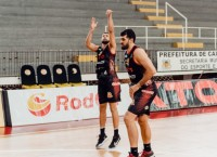 Basquete | KTO/Caxias enfrenta o Bauru pelas oitavas de final do NBB