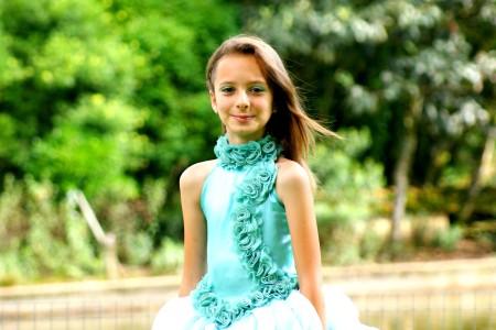 Emily Palaver, um remember maravilhoso com uma menina que nasceu para brilhar