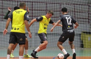 Futsal | Jogo do BGF transferido para segunda-feira, 24/05